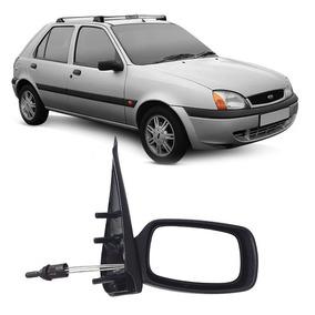 Par - Retrovisor Fiesta 1996 1997 1998 1999 2000 2001-manual
