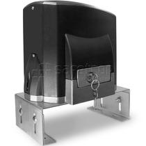 Motor Portão Eletrônico Deslizante Kdz 1/4 220 Garen+suporte