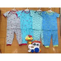 Pijama Manga Corta Ovejita Para Bebes