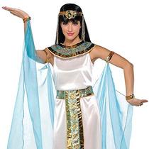 Disfraz Reina Egipcia Cleopatra Para Mujer Talla Xl