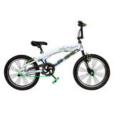 Bicicleta Lahsen Freestyle Aro 20 X - Extreme 2000 Blanca