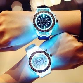 Reloj Iluminado Completo