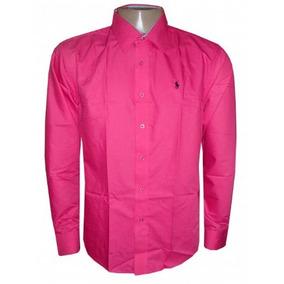 Kit 3 Camisa Social Ralph Lauren Lisa Masculina Frete Grátis