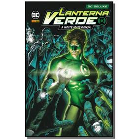 Lanterna Verde - A Noite Mais Densa - Panini
