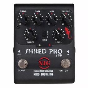 Pedal Nig Shred Pro Spk Kiko Loureiro Ed Ltd - Planeta Music