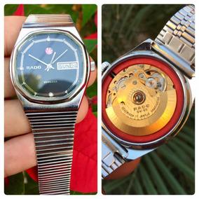 Reloj Rado Automático Voyager Suizo Ofer$2200