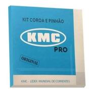 Kit Coroa E Pinhão Cb 300 10/14 Kmc