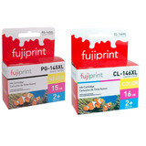 Pack Tintas Compatibles Canon 210-211