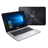 Notebook Asus X556ua-xx606d, 15.6 Hd, I7-7500u - 4 Ram