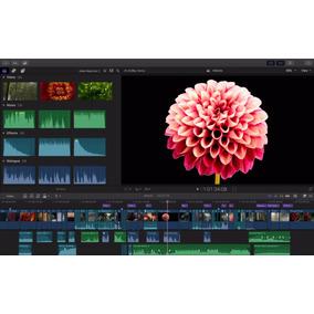 Final Cut Pro 10.3.4 + Compressor 4 + Motion 5 - Full - Link