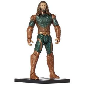 Dc Comics Justice League Figura Aquaman Con Accesorio