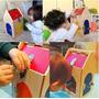 Casa De Cerraduras Inspiración Montessori