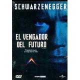 El Vengador Del Futuro 1990 Totall Recall Dvd Arnold Nuevo