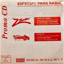 Cd Banda Z Y Banda Pequeños Musical Promo Usado
