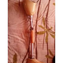 Protesis Endoesqueletica Pierna Izquierda.