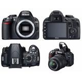 Camara Nikon D3100 Usada