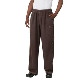 Pantalon Enzyme Chocolate Xs