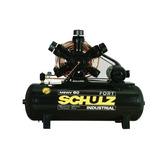 Compressor De Ar Schulz Mswv 60fort/425l M.a. 15cv 60fort Ma