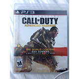 Call Of Duty Advanced Warfare Gold Edition Exo Zombies Ps3