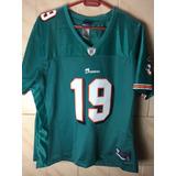 Camisa Nfl Feminina Miami Dolphins Tamanho Xl