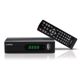 Conversor De Sinal Tv Digital Comtac 9347 Usb Grava Programa