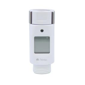 Termômetro De Ducha Minipa Mt-10 Alerta De Temperatura Alta