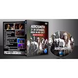 Dvd Aerosmith - Rock In Rio 2017