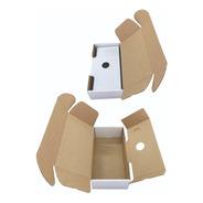 25 Cajas De Carton Corrugado Para Celular 19 X 5.5 X 10 Cm