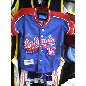 Franela Tiburones De La Guaira Niños Lvbp Béisbol