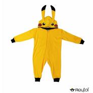 Mameluco  Pikachu 1 Año - Envío Incluido