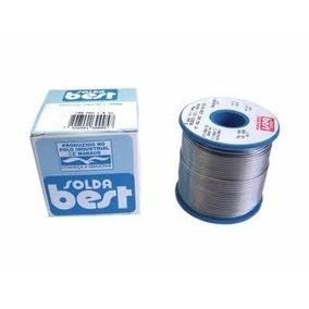 Estanho Solda Best 189 60/40 1mm 500g