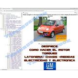 Daewoo Matiz Manuales Completos Electricidad Sensores Motor