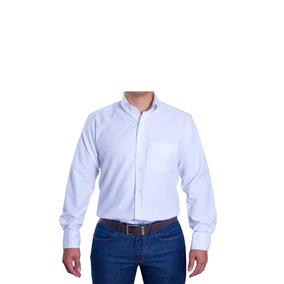 Camisa Blanca De Hombre, Corte Con Cintura, Marca Omme