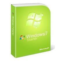 Licença / Chave / Serial / Windows 7 Starter - Ativa Online