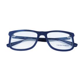 Armação Óculos De Grau Emporio Armani Seminovo, Barato ! - Óculos no ... 64ec58002e