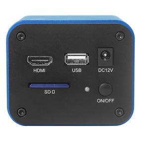 Câmera Para Microscópio Full Hd Hdmi 1080p Digilab