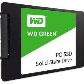 Disco Solido Ssd 240gb Western Digital Green Sata3
