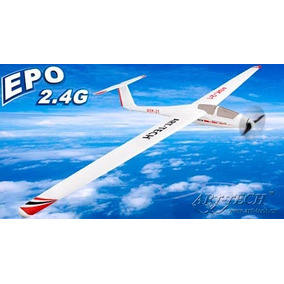 Motoplanador Elétrico Ask-21 Glider