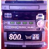 Minicomponente Philips Fw 326 Mini Hi Fi System (solo Equipo
