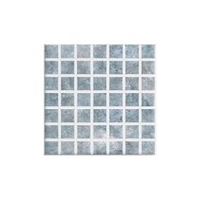 Cortines 30x30 Venecita Azul 1º