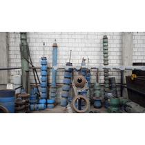 Equipo De Bombeo, Motores, Arrancadores, Refacciones