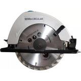 Serra Circular 1200w Madeira Mdf, Profissional Sh Tools 220v