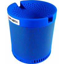 Caixa De Som Sem Fio Bluetooth Led Usb Musica Ophera