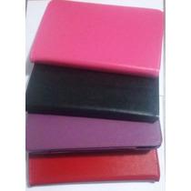 Capa Tablet Multilaser M9 9 Polegadas Couro + Película Vidro
