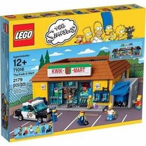 Lego Simpsons - Kwik E Mart - 71016 - Nuevo!!!