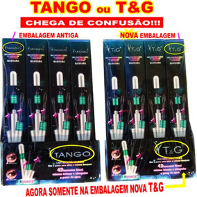 Mascara Rimel Tango T&g 4d Alonga E Dá Volume - Caixa C/12