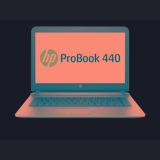 Laptop Hp Probook 440 G3 14 Ci5-6200u 12gb,1tb W10pro -z1y9