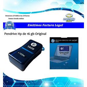 Pendrive Hp De 16 Gb Original
