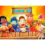 Painel Decorativo Festa Cocoricó Tv Cultura [2x1,5m] (mod3)