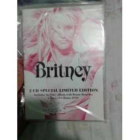 Britney Cd Y Dvd - Britney
